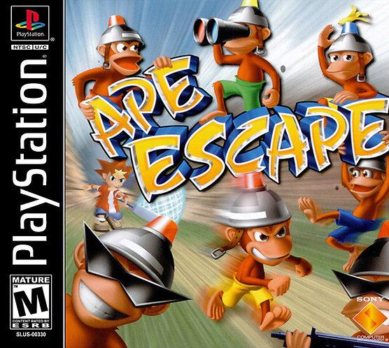 Ape escape - Repro - Ps1