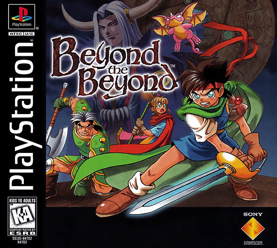 Beyond the beyond - Ps1