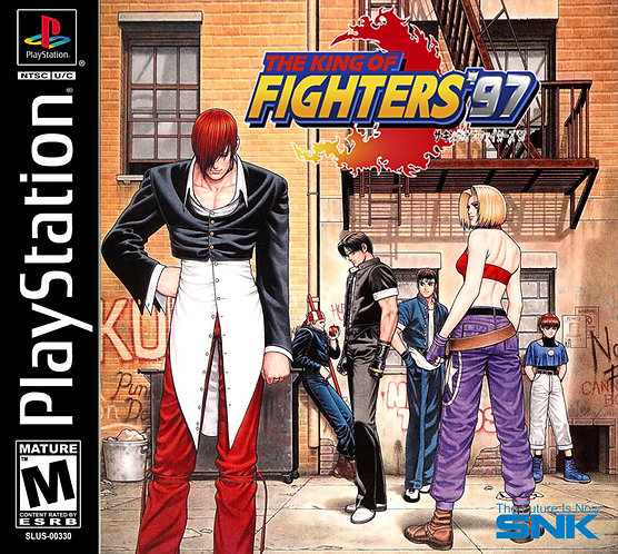 The king of fighters 97  - Repro - Ps1
