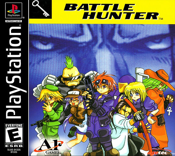 Battle  Hunter - Ps1