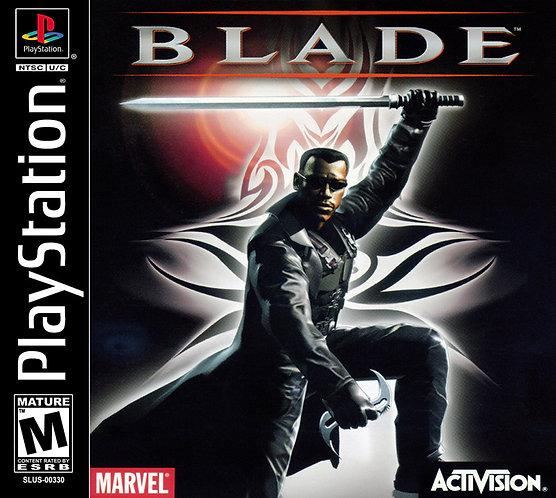 Blade- Repro - Ps1