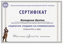 сертифікат Сухомлинский 27.09.2019 запол