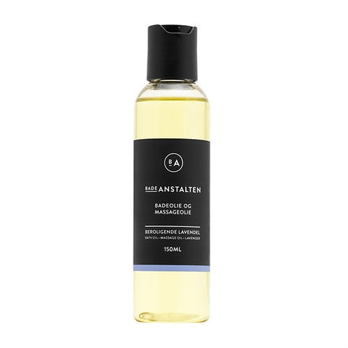 Bade- og Massageolie - Lavendel 150 ml