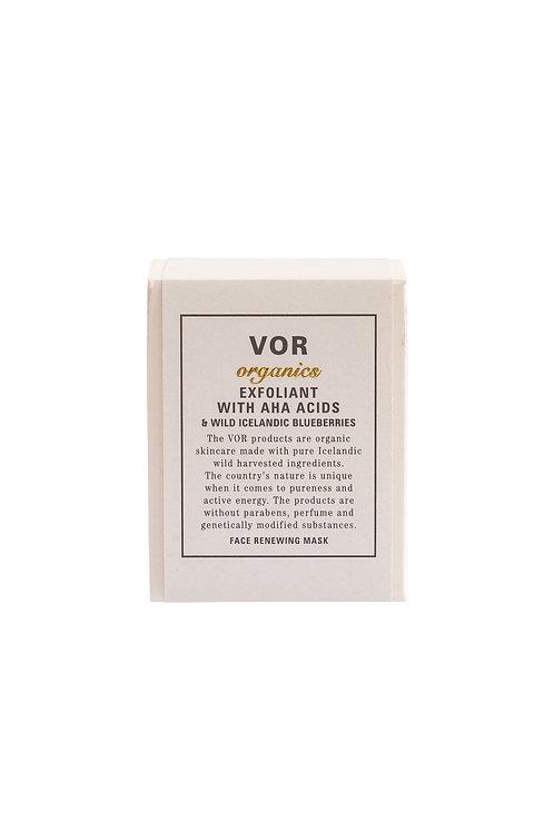Exfoliate with AHA acids - 50 ml