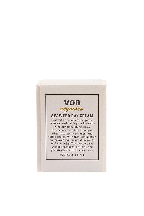 Seaweed day cream - All skin types - 50 ml
