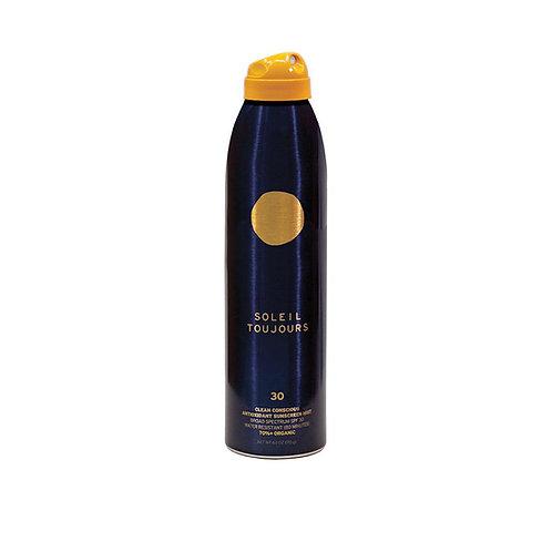 Clean Conscious Antioxidant Sunscreen Mist SPF 30, 177 ml