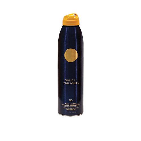 Clean Conscious Antioxidant Sunscreen Mist SPF 50, 177 ml