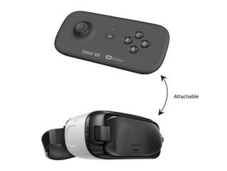 # Gear VR – Fuite des premiers visuels du contrôleur Samsung