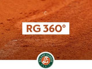 # Roland Garros, comme si vous y étiez