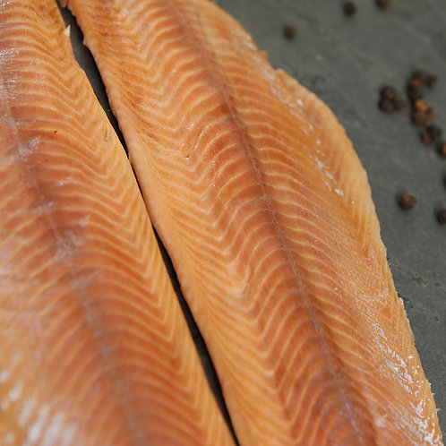 Blakewell Hot Smoked Trout Fillets