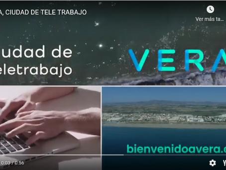 """Aún hay esperanza para el teletrabajo: """"Vera (Almería), ciudad de Teletrabajo"""""""