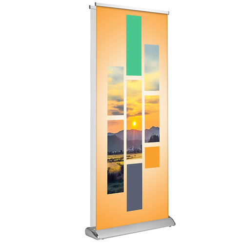 Stand Banner-Deluxe Double