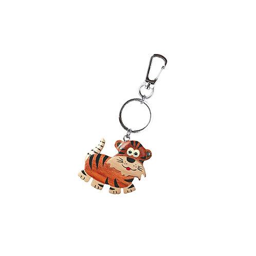 Cute Tiger Key Chain