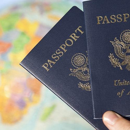 US Passport Photos