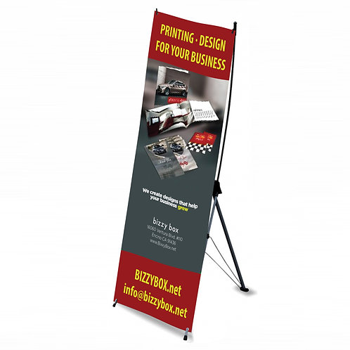 Stand Banner-Xstand