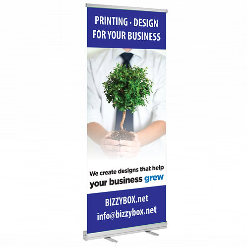 Stand Banner-Standard Retractable