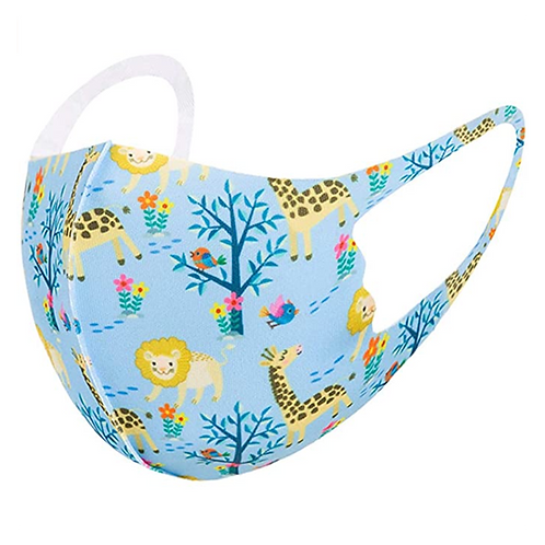 Kids Washable Fabric Face Mask