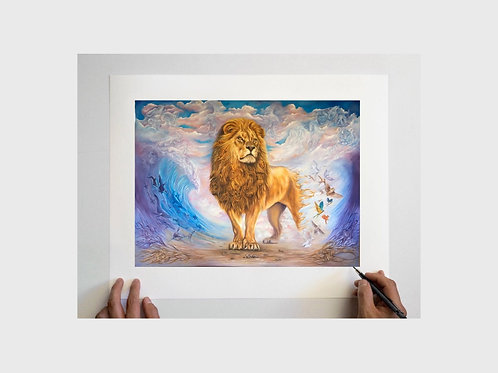 Animal Kingdom print