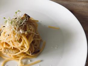 Spaghettis Carbonara - Vegan