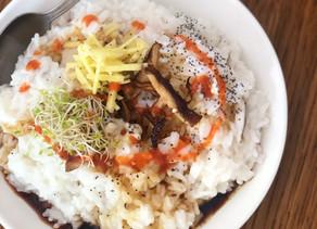 Congee, le porrige vegan chinois
