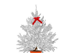 6 astuces pour un superbe Noël minimaliste