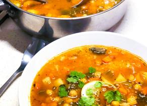 Soupe Chorba algérienne - Vegan