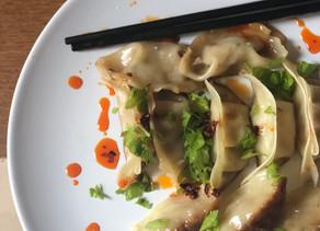 Raviolis vapeur et frits au légumes - Gyoza et Jiaozi Vegan