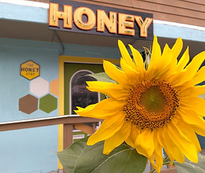 The Honey Stop salt lake city storefron lierty park