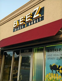 beez hives n honey storefont in salt lake ciy