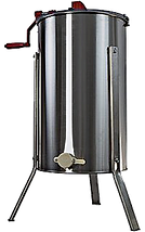 Honey Extraction Service hand cranck extractor for rent