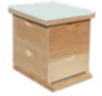 locally made beehives and hive equipment for sale at the honey stop