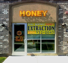 The Honey Stop storefront salt lake city