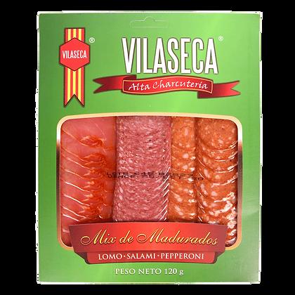 Mix de Madurados Lomo Curado Salami Pepperoni