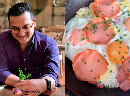 Huevos al sartén por Yair D. Uribe
