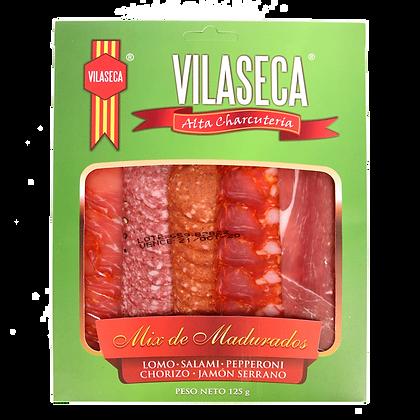Mix de Madurados Lomo Curado Salami Pepperoni Chorizo Jamón Serrano
