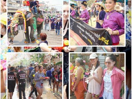 Songkran @ Sukhothai