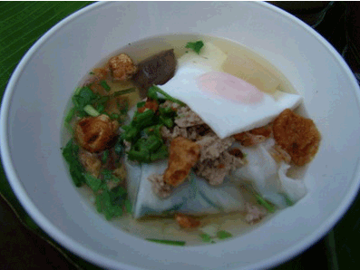 Sukhothai Traditional and Local Food, a Feast of Taste