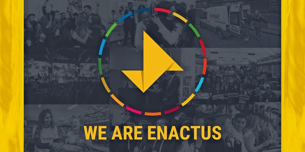 Enactus Virtual National Welcome Event