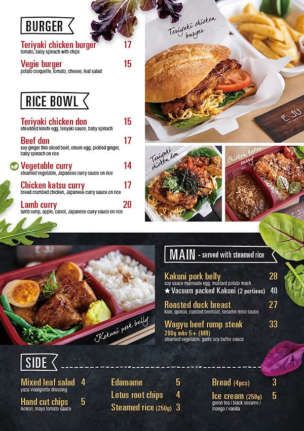 Take Away Menu April 2020 Back Page (Web