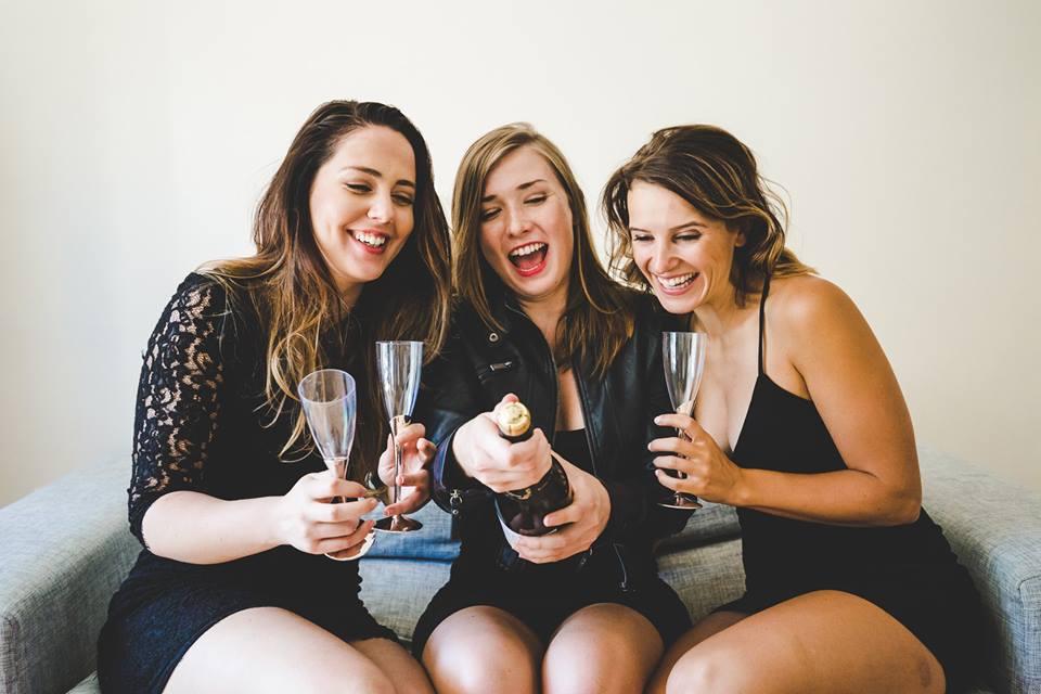 Bachelorette Champagne