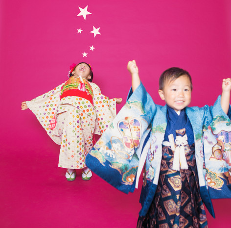 高知 和田写真館 七五三 キッズフォト 子供写真G