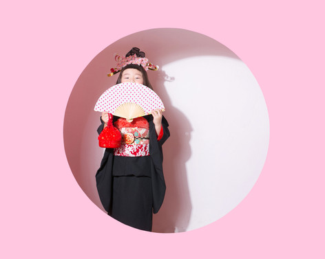 高知 和田写真館 七五三 キッズフォト 子供写真