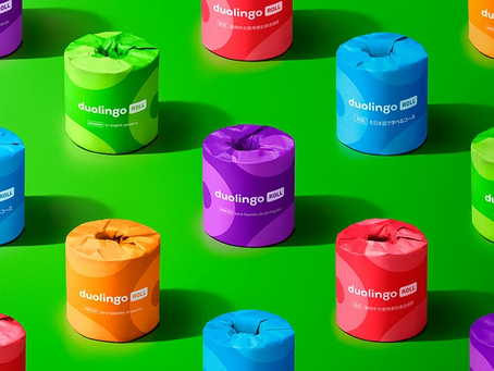 Duolingo Brings Back Bathroom Reading with New Toilet Paper