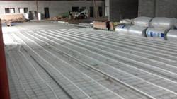 In floor Radiant Heat