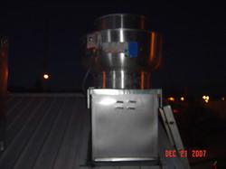 Kitchen Hood Exhaust Fans