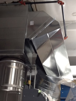 Commercial Dryer Ducting