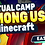 Thumbnail: Among Us x Minecraft Game Design - 12.30 pm - 4 pm  12th - 15th April