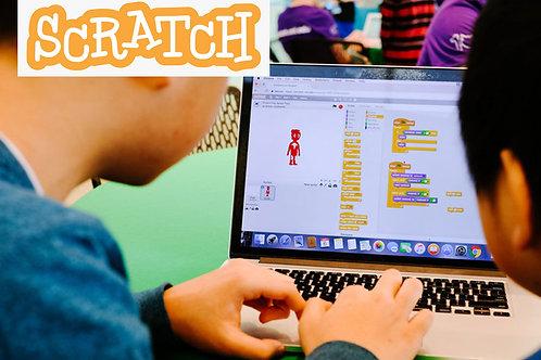 Scratch App Development 3 Lesson Bundle