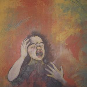 Shino Watabe: Más que una Pintora Débil Visual