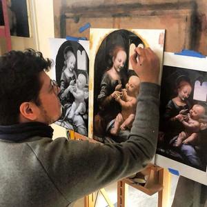 Remi Cárdenas: Artista y hombre de mundo.